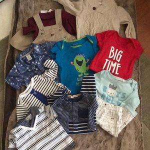 Other - 6-9 baby bundle!